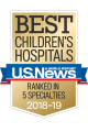 Johns Hopkins All Children's Hospital Receives 2018-2019 U.S. News & World Report Honors